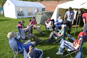 Scouts District Camp 2014